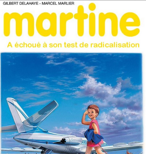 martine radicalisée
