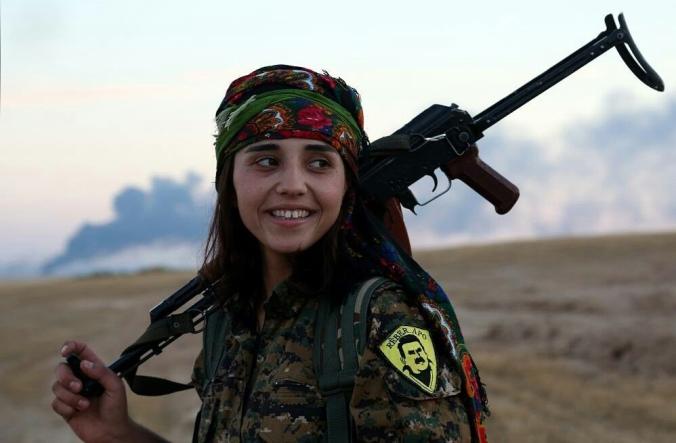 amazone kurde